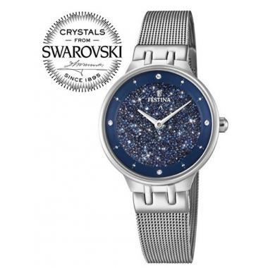 Dámské hodinky FESTINA Swarovski 20385/2