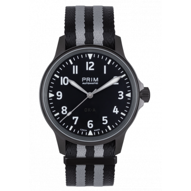 Pánské hodinky PRIM Pilot OK - A DLC 73-126-502-39-1