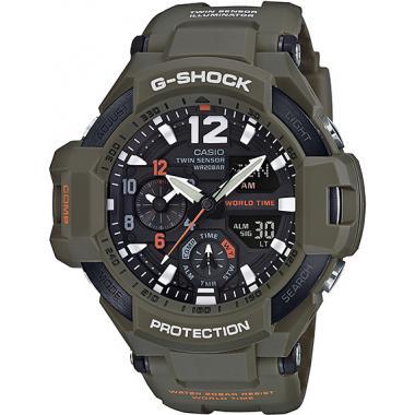 Pánské hodinky CASIO G-SHOCK Gravitymaster GA-1100KH-3A