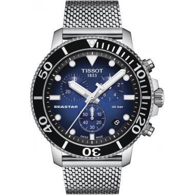 Pánské hodinky Tissot Seastar 1000 Quartz Chronograph T120.417.11.041.02