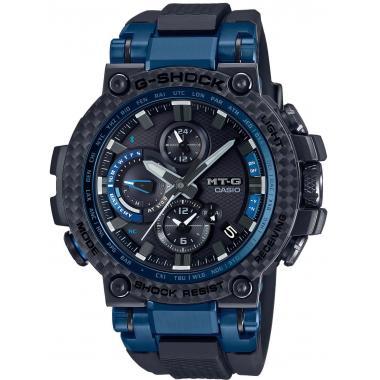 Pánské hodinky CASIO G-SHOCK MT-G Carbon Fiber Bezel MTG-B1000XB-1AER