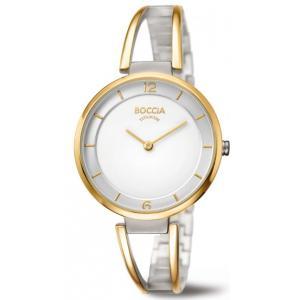 3D náhled. Dámské hodinky BOCCIA TITANIUM 3260-02 0440a3f148