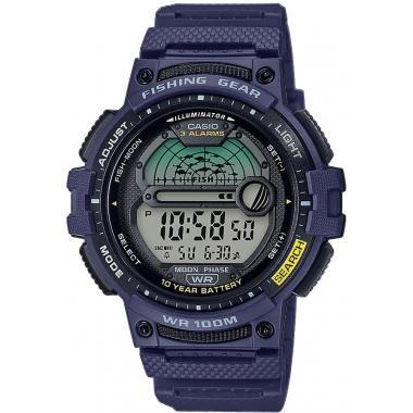 Pánské hodinky CASIO Collection Fishing Gear WS-1200H-2AVEF