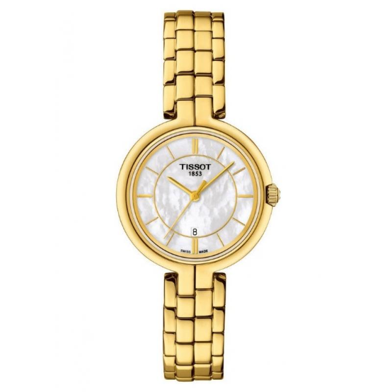 Dámské hodinky TISSOT Flamingo T094.210.33.111.00