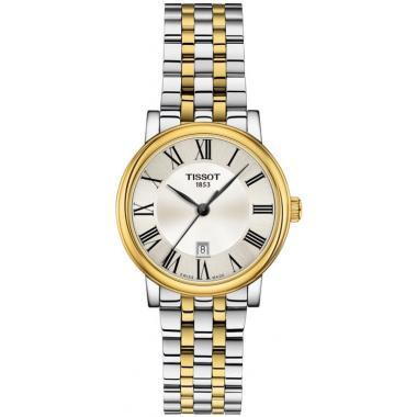 Dámské hodinky Tissot Carson Premium Lady Quartz T122.210.22.033.00